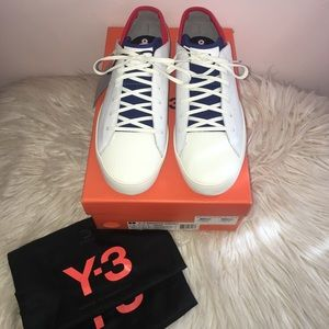 Adidas Y3 Smooth Court, Men's size 9, NWT